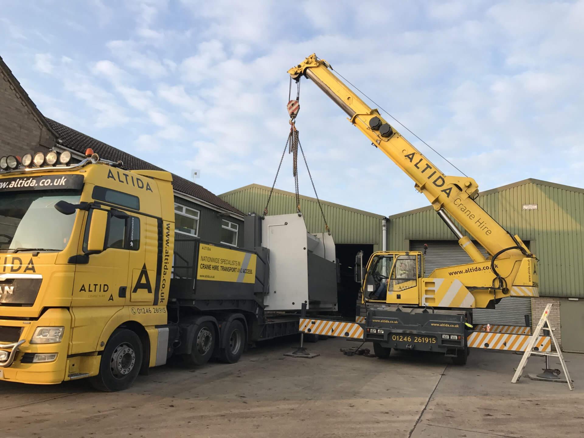 Mobile Crane Hire 2 Altida