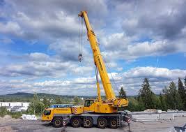 Altida mobile crane