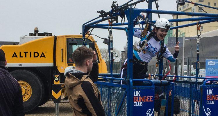 zipline crane hire