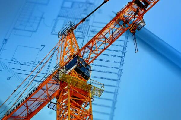 Construction planning for Altida blog entitled Choosing the right crane for the task 600x398 1