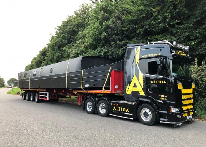 trucks transport