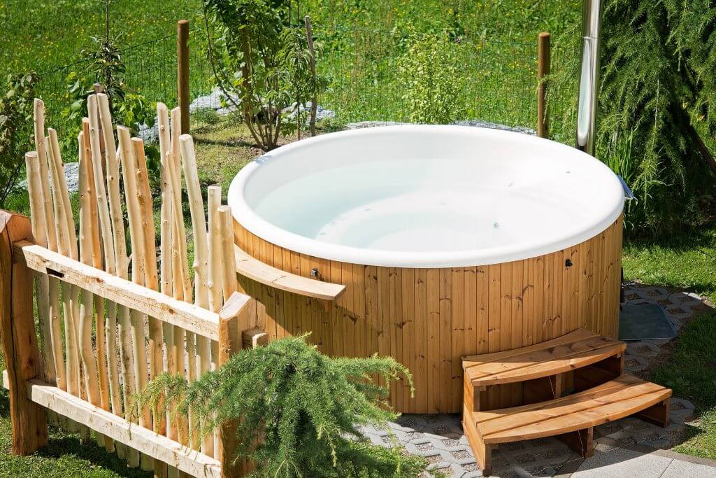 Image of hot tub for Altida blog about crane hire for hot tubs 1024x683 1