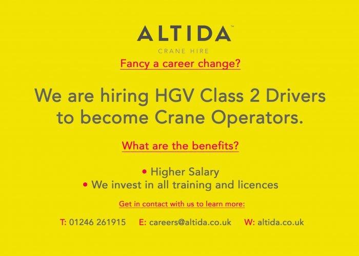 Resized HGV Class 2 Advert