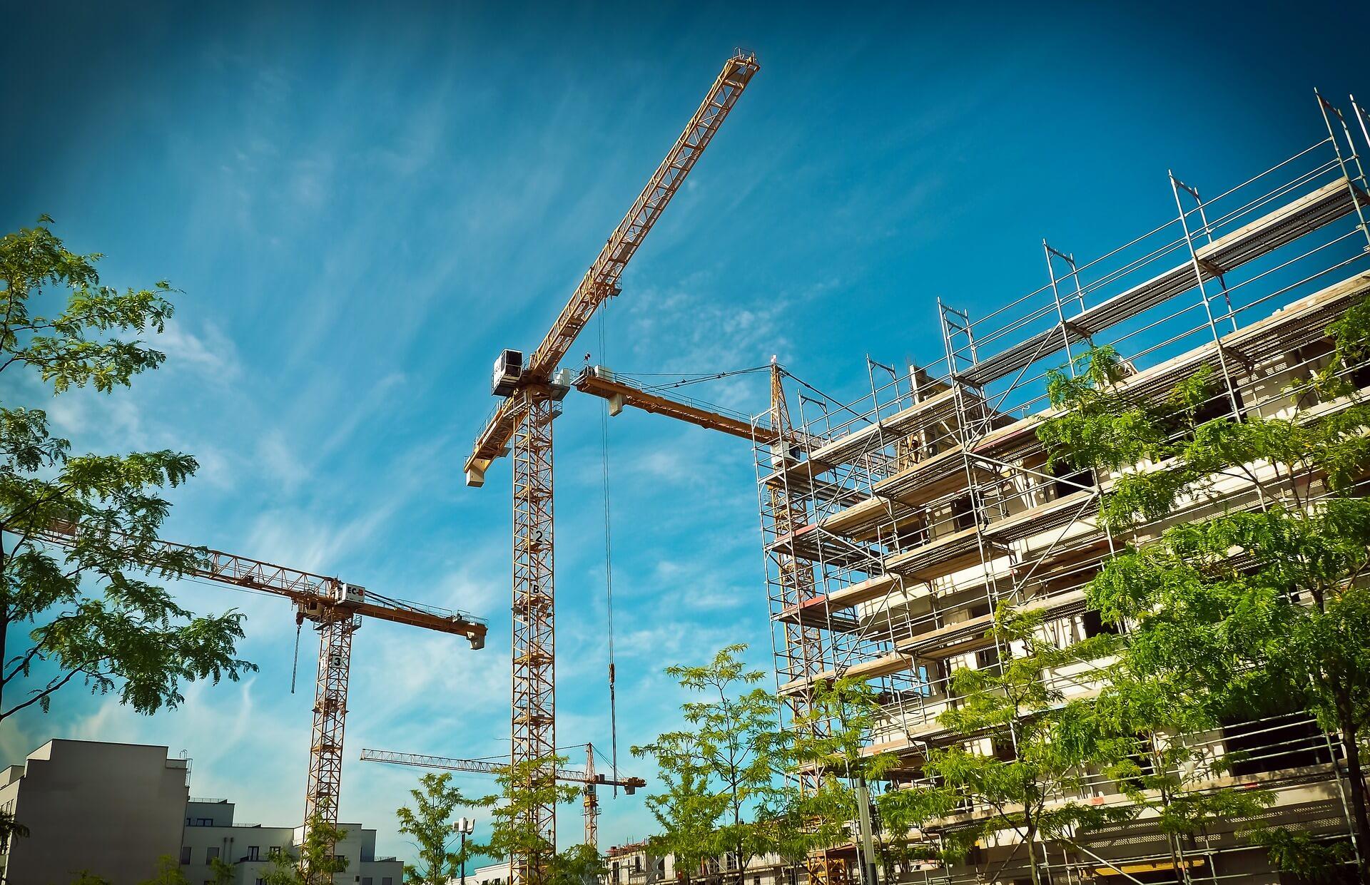 tower crane hire