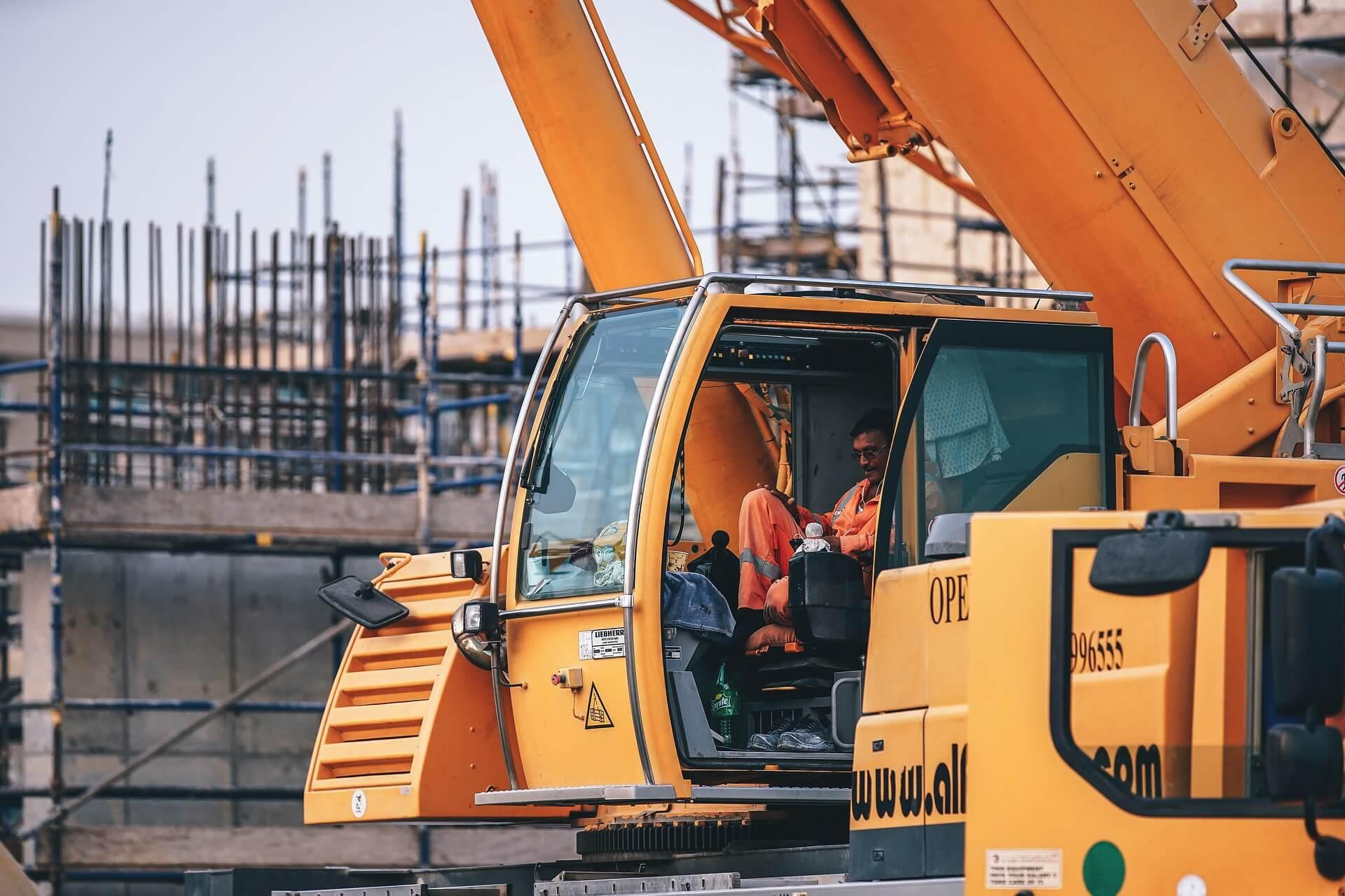 operating cranes